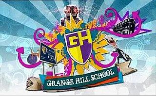 <i>Grange Hill</i> British television drama series