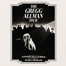 Gregg Allman Tour Dates