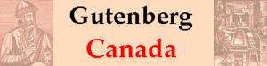 Project Gutenberg Canada - Logo