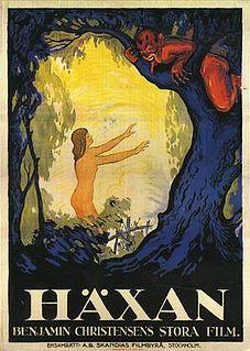 <i>Häxan</i> 1922 film by Benjamin Christensen