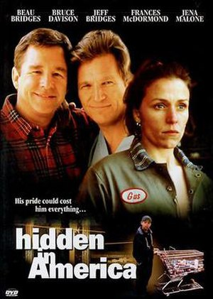 Hidden in America - DVD cover