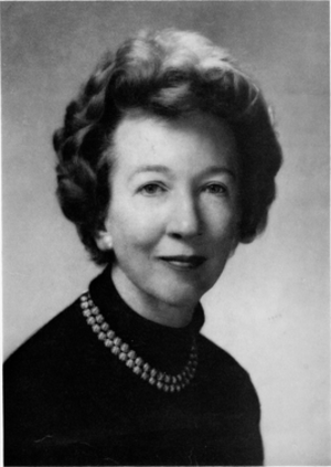 Hildegarde Dolson Lockridge - Book jacket photograph