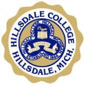 Hillsdale College - Hillsdale College Seal
