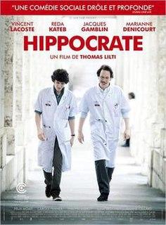 <i>Hippocrate</i> 2014 film by Thomas Lilti