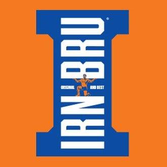 Irn-Bru - Current Irn-Bru Logo