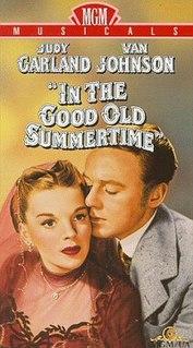 <i>In the Good Old Summertime</i> 1949 film by Buster Keaton, Robert Zigler Leonard