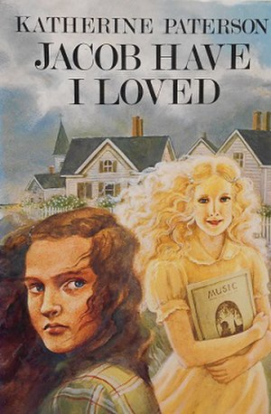 Jacob Have I Loved - Image: Jacob I Have Loved Book Cover