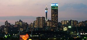 Ten Things About Johannesburg