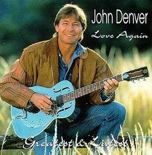 Love Again (John Denver album) - Image: John Denver Love Again album cover