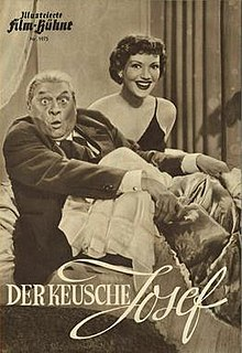 <i>Josef the Chaste</i> (1953 film) 1953 film