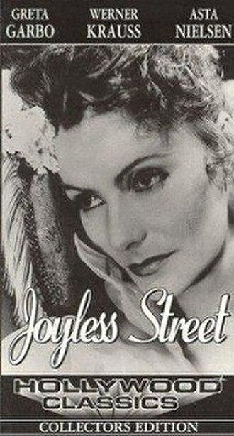 Joyless Street - Video cover