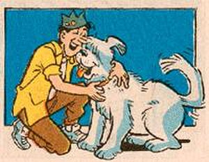 Jughead Jones - Jughead and Hot Dog