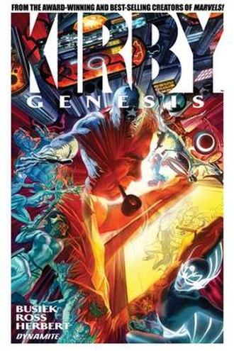 Kirby: Genesis - Image: Kirby, Genesis, Dynamite Entertainment, May 2011