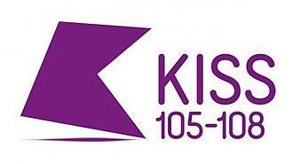 Kiss 105-108 - Image: Kiss 105