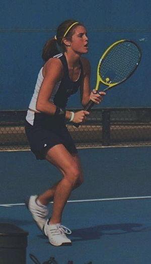 Kristy Borza - Image: Kristy Borza in 2007