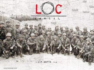 <i>LOC Kargil</i> 2003 film by J. P. Dutta