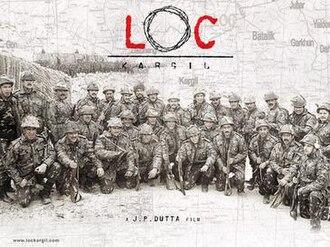 LOC Kargil - Film poster