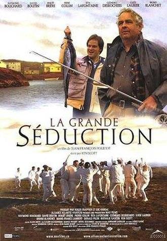 Seducing Doctor Lewis - Image: La Grande Seduction