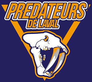 Laval Predators - Image: Laval Predateurs Logo