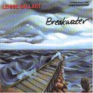 Breakwater (album) - Image: Lennie Gallant Breakwater