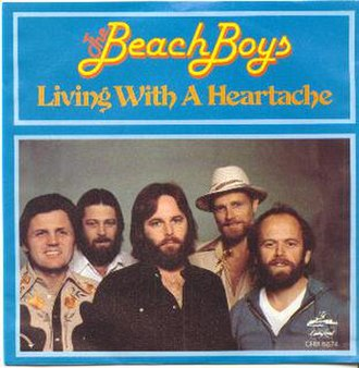 Livin' with a Heartache - Image: Livin' with a Heartache cover