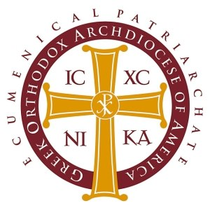 Archbishop Iakovos of America - Image: Logo of the Greek Orthodox Archdiocese of America