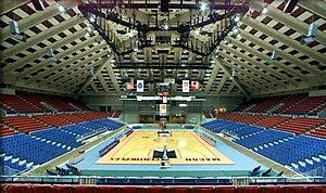 Macon Coliseum - Image: Macon Centreplex