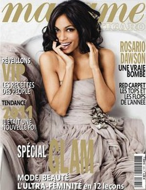 Madame Figaro - Image: Madame Figaro December 2010 cover