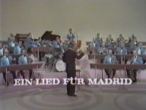 Germany in the Eurovision Song Contest 1969 - Image: Madrid 1