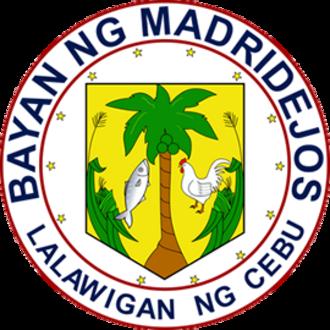 Madridejos, Cebu - Image: Madridejos Cebu