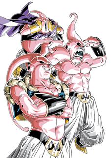 Majin Buu Dragon Ball character