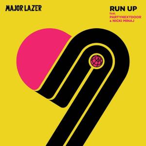 Run Up - Image: Major Lazer Run Up