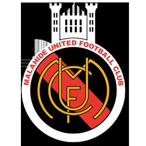 Malahide United F.C. - Image: Malahide United F.C. crest