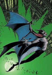 Man-Bat DC Comics character