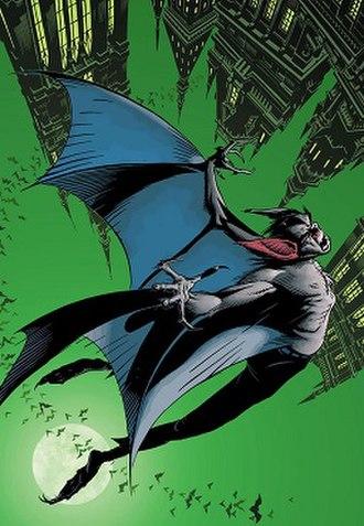 Man-Bat - Image: Man Bat