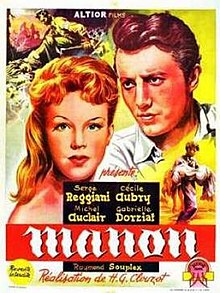 Manon (film) - Wikipedia