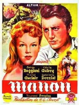 Manon (film) - Image: Manon (1949 film)