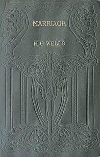 <i>Marriage</i> (novel) novel by H. G. Wells