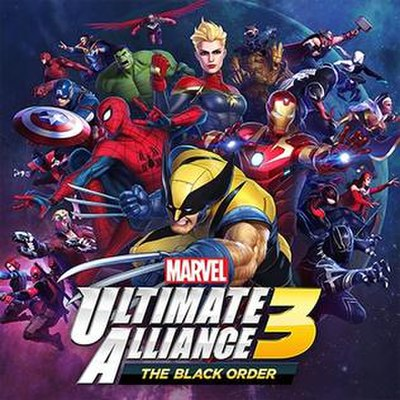 Picture of a game: Marvel Ultimate Alliance 3: The Black Order
