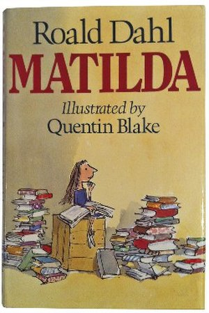 Matilda (novel) - First UK edition