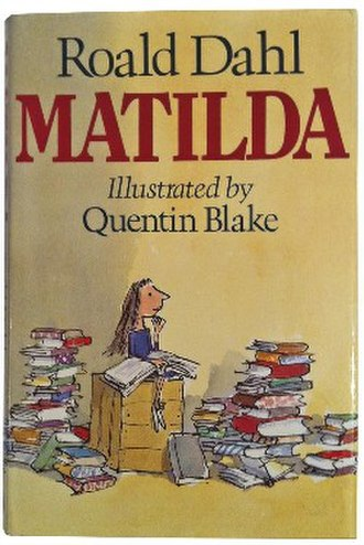 Matilda (novel) - First UK edition
