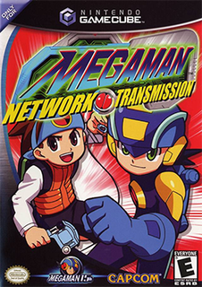 <i>Mega Man Network Transmission</i>
