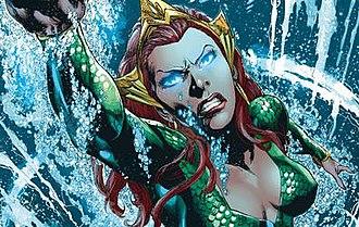 Mera (comics) - Image: Mera New 52