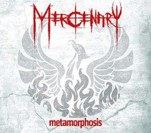 Metamorphosis (Mercenary album) - Image: Mercenary metamorphosis