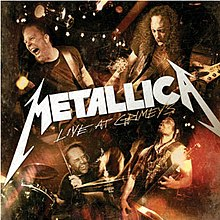 Metallica - Live at Grimey's cover.jpg