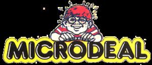 Microdeal - Image: Microdeal Logo