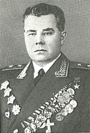 Mikhail Panov - Lieutenant General Mikhail Panov