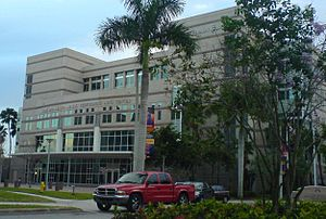 Rose and Alfred Miniaci Performing Arts Center - Image: Miniaci