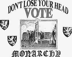 Image result for revolt against monarchy funny