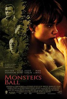 <i>Monsters Ball</i> 2001 film by Marc Forster